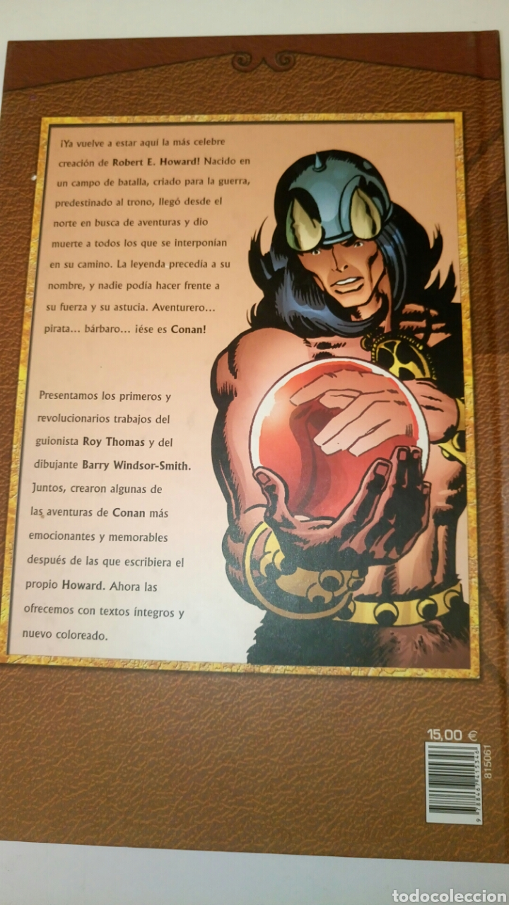 Cómics: Las crónicas de Conan, la torre del elefante y otras historias. - Foto 2 - 129138803