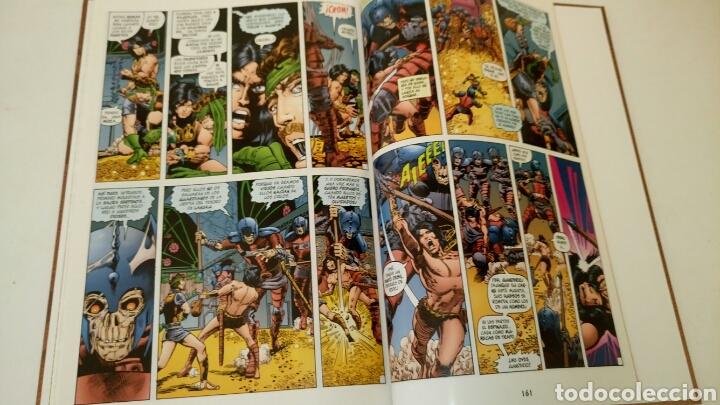 Cómics: Las crónicas de Conan, la torre del elefante y otras historias. - Foto 4 - 129138803