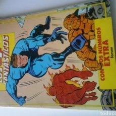 Fumetti: LOS 4 FANTÁSTICOS ALBUM ESPECIAL CON DOS NUMEROS EXTRAS. FORUM. ESTA CON MUCHISIMAS FALTAS. Lote 129146572