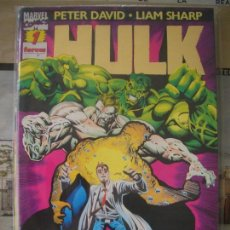 Cómics: HULK #1-19 (FORUM, 1996-1997). Lote 129213067