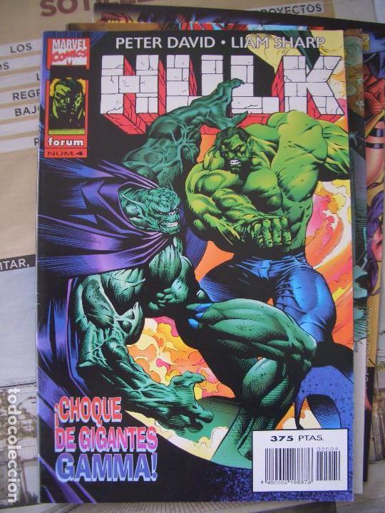 Cómics: HULK #1-19 (FORUM, 1996-1997) - Foto 4 - 129213067