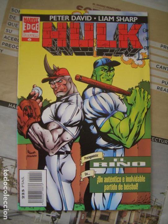 Cómics: HULK #1-19 (FORUM, 1996-1997) - Foto 6 - 129213067