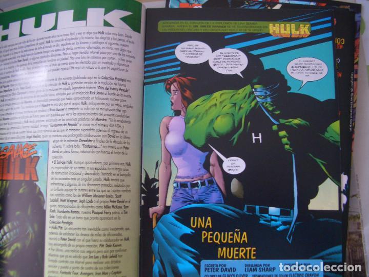 Cómics: HULK #1-19 (FORUM, 1996-1997) - Foto 7 - 129213067