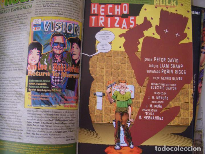 Cómics: HULK #1-19 (FORUM, 1996-1997) - Foto 8 - 129213067