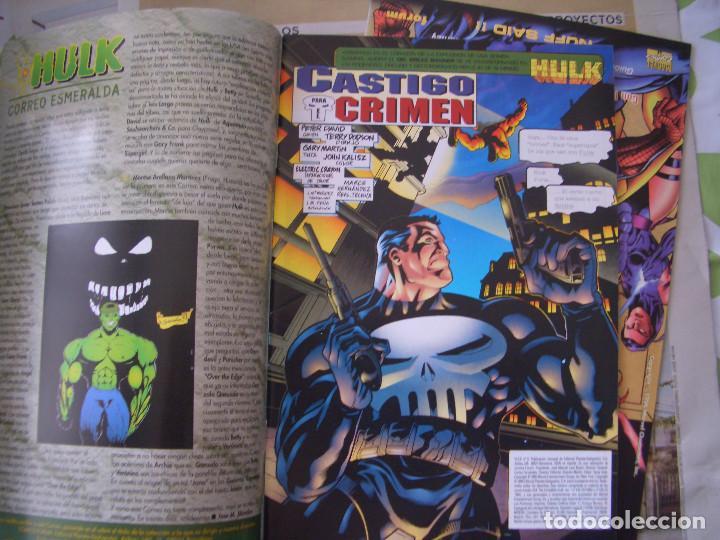 Cómics: HULK #1-19 (FORUM, 1996-1997) - Foto 10 - 129213067