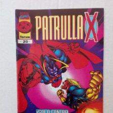 Cómics: PATRULLA X VOL. 2 Nº 20, POR SCOTT LOBDELL Y JOE MADUREIRA. Lote 129230011