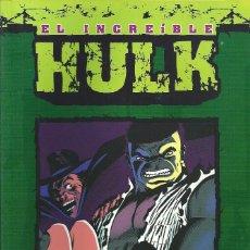 Cómics: EL INCREÍBLE HULK Nº 7. Lote 129258067