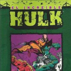 Cómics: EL INCREÍBLE HULK Nº 15. Lote 129258287