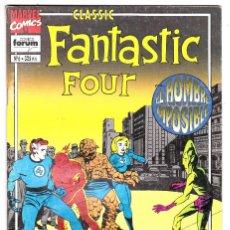 Comics : LOS 4 FANTASTICOS - CLASSIC FANTASTIC FOUR Nº 6. Lote 129274335