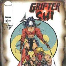 Cómics: GRIFTER. SHI. N-13.. Lote 129327903