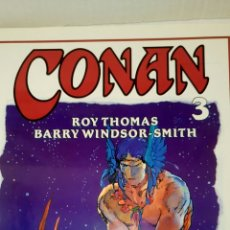 Cómics: CONAN, VOL. 3, BARRY WINDSOR-SMITH Y ROY THOMAS.. Lote 129348475