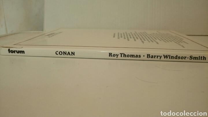 Cómics: CONAN, Vol. 3, Barry Windsor-Smith y Roy Thomas. - Foto 2 - 129348475