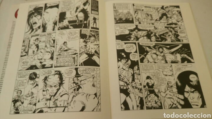 Cómics: CONAN, Vol. 3, Barry Windsor-Smith y Roy Thomas. - Foto 3 - 129348475