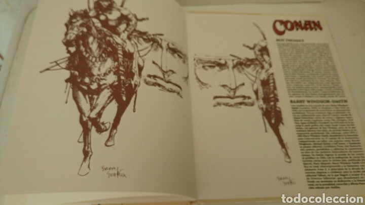 Cómics: CONAN, Vol. 3, Barry Windsor-Smith y Roy Thomas. - Foto 4 - 129348475