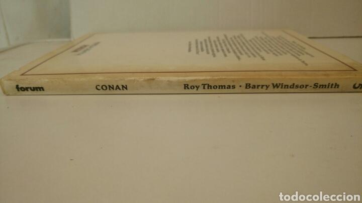 Cómics: CONAN, Vol. 5, Barry Windsor-Smith y Roy Thomas. - Foto 3 - 129349595