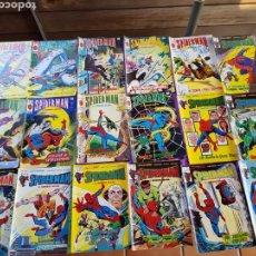 Cómics: LOTE SPIDERMAN MUNDI-COMICS MARVEL VOL.3 N° 47,48,49,50,51,52,53,54,55,56,60,61,62,63 D,E,F,G,H,I. Lote 129381579
