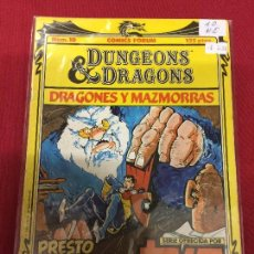 Comics - DRAGONES Y MAZMORRAS NUMERO 10 NORMAL ESTADO REF.5 - 129397623