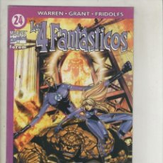 Fumetti: LOS CUATRO FANTASTICOS-VOL.4-AÑO 2003-FORUM-COLOR-FORMATO GRAPA-Nº 24. Lote 129730923