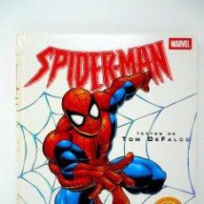 Cómics: SPIDERMAN LA GUIA DEFINITIVA TOM DE FALCO EDICIONES B 2002. Lote 129971783