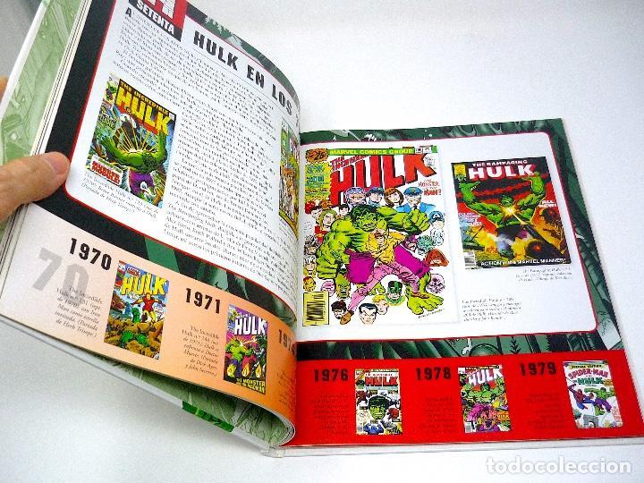 Cómics: HULK LA GUIA DEFINITIVA TOM DE FALCO EDICIONES B 2003 - Foto 4 - 129972887