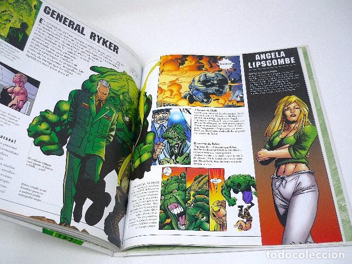 Cómics: HULK LA GUIA DEFINITIVA TOM DE FALCO EDICIONES B 2003 - Foto 5 - 129972887