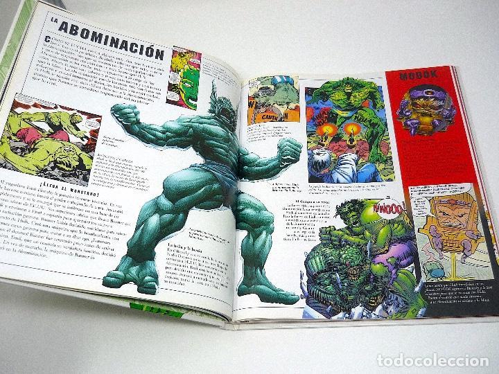 Cómics: HULK LA GUIA DEFINITIVA TOM DE FALCO EDICIONES B 2003 - Foto 6 - 129972887