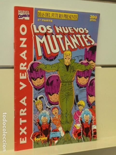 LOS NUEVOS MUTANTES EXTRA VERANO 1991 - FORUM (Tebeos y Comics - Forum - Nuevos Mutantes)