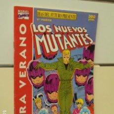 Cómics: LOS NUEVOS MUTANTES EXTRA VERANO 1991 - FORUM. Lote 130026847
