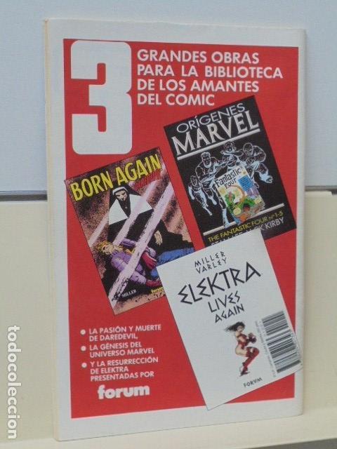 Cómics: LOS NUEVOS MUTANTES EXTRA VERANO 1991 - FORUM - Foto 2 - 235899040