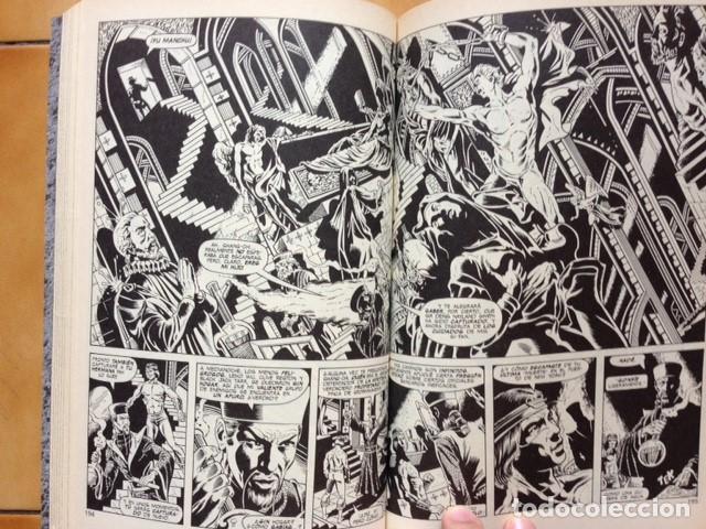 Cómics: TESOROS MARVEL ESPECIAL B/N SHANG-CHI MASTER OF KUNG-FU POR DOUGH MOENCH Y GENE DAY - FORUM - Foto 3 - 130132883