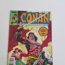 Cómics: CONAN,Nº 146,FORUM,AÑO 1989,BUEN ESTADO. Lote 130193527