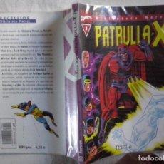 Cómics: TEBEOS Y COMICS: BIBLIOTECA MARVEL EXCELSIOR PATRULLA - X Nº 3 (ABLN). Lote 130294806