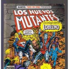 Cómics: COMIC FORUM - LOS NUEVOS MUTANTES Nº 45. Lote 130357606