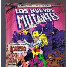 Comics: COMIC FORUM - LOS NUEVOS MUTANTES Nº 48. Lote 130357702