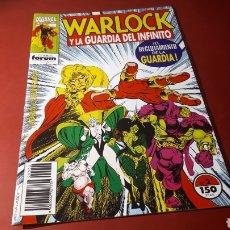 Cómics: WARLOCK Y LA GUARDIA DEL INFINITO 2 EXCELENTE ESTADO FORUM. Lote 130393754