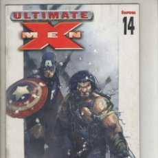Cómics: ULTIMATE X-MEN-AÑO 2004-FORUM-COLOR-FORMATO GRAPA-Nº 14-ULTIMATES VS.ULTIMATE X-MEN-1ª PARTE. Lote 236606990