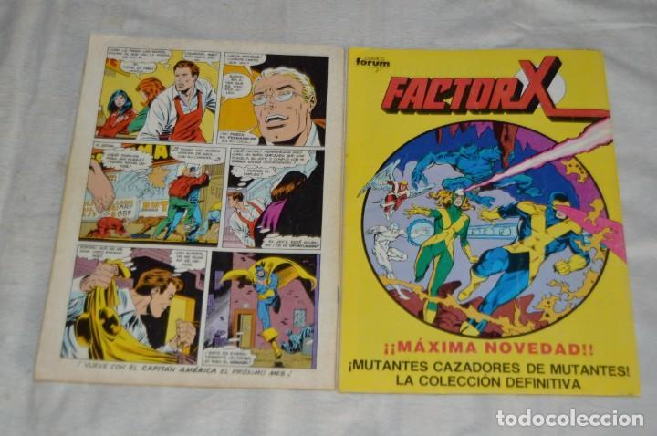 Cómics: LOTE DE 9 TEBEOS / COMICS - VENGADORES, C. AMERICA, NICK FURIA SHIELD - COMICS FORUM - ENVÍO 24H - Foto 3 - 130554378