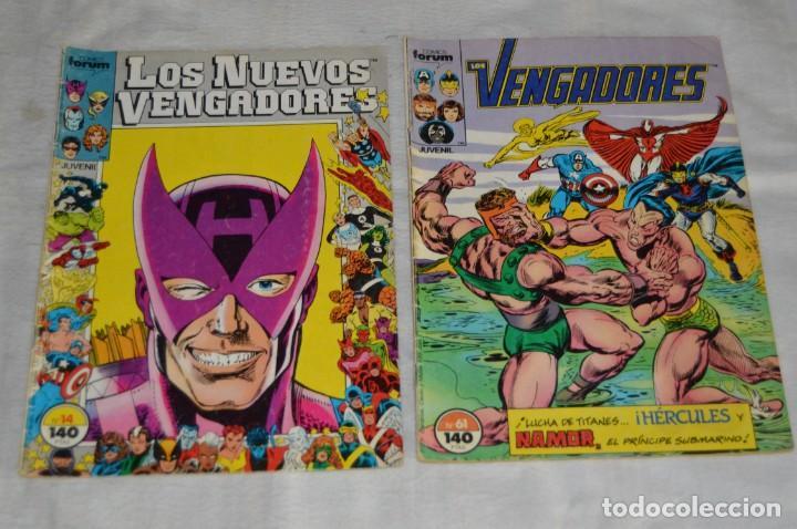 Cómics: LOTE DE 9 TEBEOS / COMICS - VENGADORES, C. AMERICA, NICK FURIA SHIELD - COMICS FORUM - ENVÍO 24H - Foto 6 - 130554378
