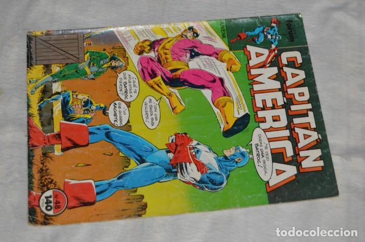 Cómics: LOTE DE 9 TEBEOS / COMICS - VENGADORES, C. AMERICA, NICK FURIA SHIELD - COMICS FORUM - ENVÍO 24H - Foto 10 - 130554378