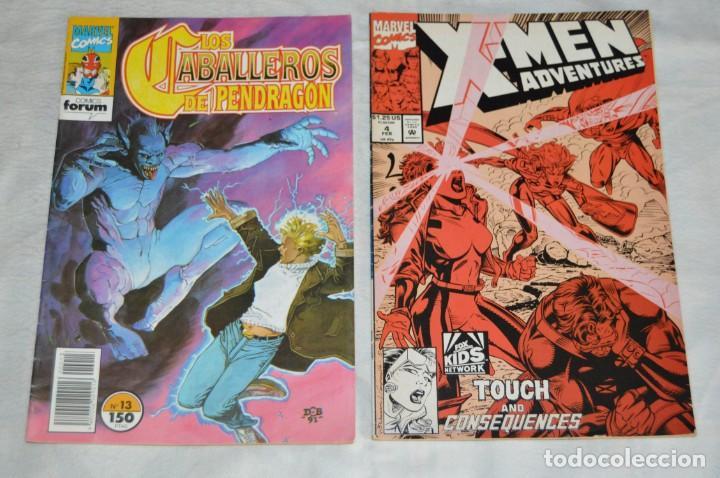 Cómics: LOTE DE 9 TEBEOS / COMICS - XMEN - LOBEZNO - IRON MAN - MARVEL COMICS - COMICS FORUM - ENVÍO 24H - Foto 4 - 130554542