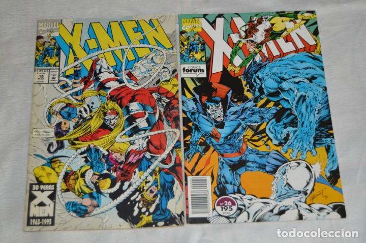 Cómics: LOTE DE 9 TEBEOS / COMICS - XMEN - LOBEZNO - IRON MAN - MARVEL COMICS - COMICS FORUM - ENVÍO 24H - Foto 6 - 130554542
