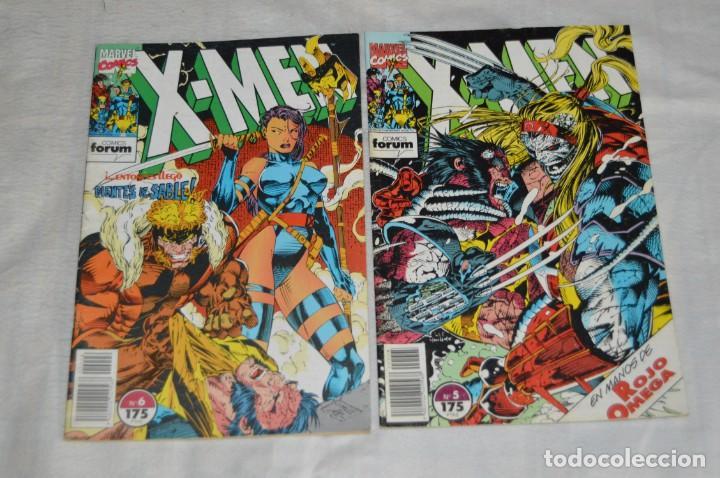 Cómics: LOTE DE 9 TEBEOS / COMICS - XMEN - LOBEZNO - IRON MAN - MARVEL COMICS - COMICS FORUM - ENVÍO 24H - Foto 8 - 130554542