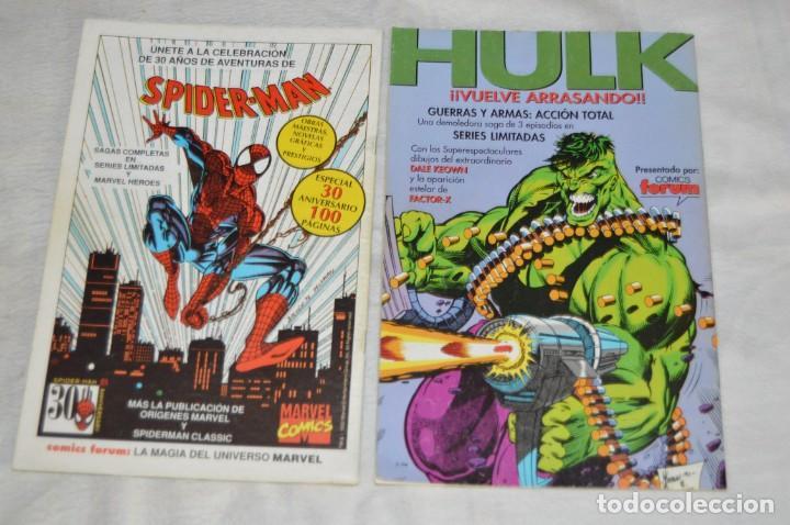 Cómics: LOTE DE 9 TEBEOS / COMICS - XMEN - LOBEZNO - IRON MAN - MARVEL COMICS - COMICS FORUM - ENVÍO 24H - Foto 9 - 130554542
