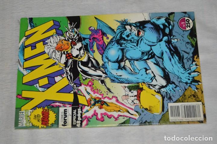 Cómics: LOTE DE 9 TEBEOS / COMICS - XMEN - LOBEZNO - IRON MAN - MARVEL COMICS - COMICS FORUM - ENVÍO 24H - Foto 10 - 130554542