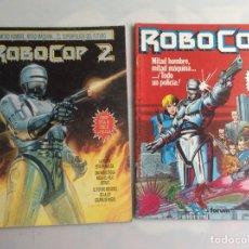 Cómics: ROBOCOP Nº 1 Y 2 - VERSION EN COMIC DE LAS PELICULA. Lote 130563319