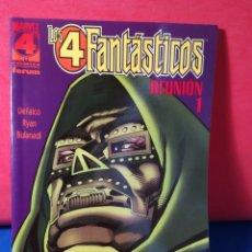 Cómics: LOS 4 FANTÁSTICOS - REUNIÓN 1 - DEFALCO, RYAN, BULANADI - FORUM, 1996. Lote 130567567