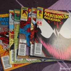 Cómics: MATANZA MAXIMA 6 NUMEROS - FORUM PERFECTO ESTADO SERIE LIMITADA. Lote 130627814