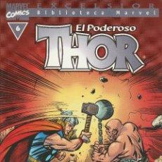 Cómics: EL PODEROSO THOR, Nº 6 (2001), DE STAN LEE Y JACK KIRBY, EDITORIAL PLANETA DEAGOSTINI Y COMICS FORUM. Lote 130568606