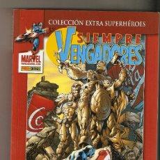 Cómics: SIEMPRE VENGADORES TOMO - LA GUERRA DEL DESTINO - COLECCION EXTRA SUPERHEROES - FORUM - EXCELENTE -. Lote 130689129