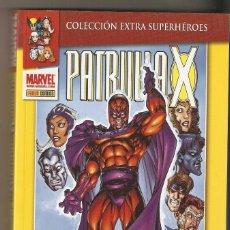 Cómics: PATRULLA X TOMO - LA GUERRA DE MAGNETO - COLECCION EXTRA SUPERHEROES - FORUM - EXCELENTE -. Lote 130689404